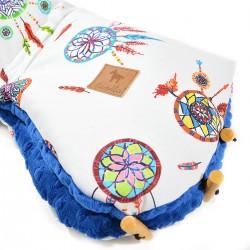 Mufka Royal Blue Dreamcatchers