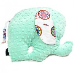 Poduszka - przytulanka Lucky Guy Mint Dreamcatchers