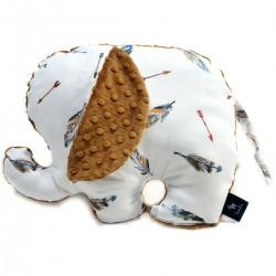 Poduszka - przytulanka Lucky Guy Mocha Pure