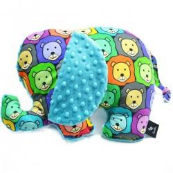 Poduszka - przytulanka Lucky Guy Pacific Blue Bubble Lions