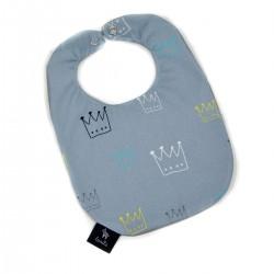 Wodoodporny Śliniaczek Crown