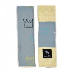 Ochraniacze na pasy Vanilla Crown