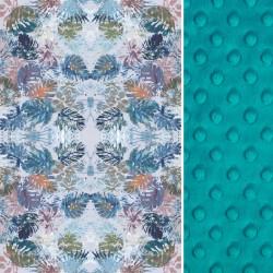 Rożek Pacific Blue Art Fusion