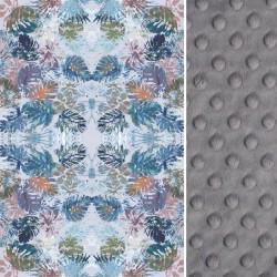 Śpiworek Grey Art Fusion L/XL (1-3 lat)