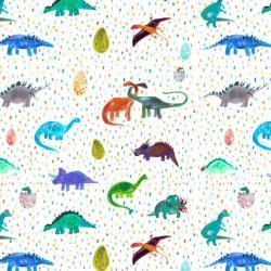Pościel bawełniana Dino 100 x 135cm