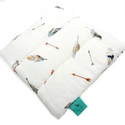 Muślinowa poduszka dla Niemowlaka Pure 28 x 24cm