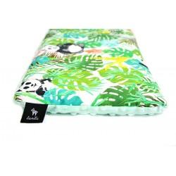 Poduszka Średniaka Mint Jungle Bears 25 x 40