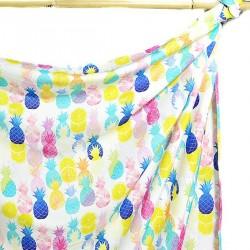 Otulacz Bambusowy 100% Neonfruit 75x100cm