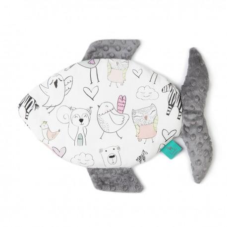 Bambusowa Fisherka Grey Tender Friends
