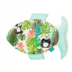 Bambusowa Fisherka Mint Jungle Bears