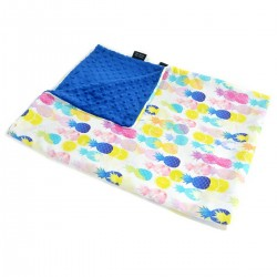 Kocyk Light Royal Blue Neonfruit 100 x 130cm