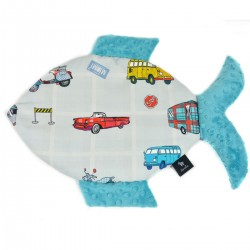 Poduszka Fisherka Pacific Blue Newborn to Drive