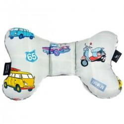 Poduszka Motylek - Grey Newborn to Drive