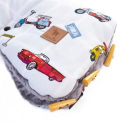 Mufka Grey Newborn to Drive