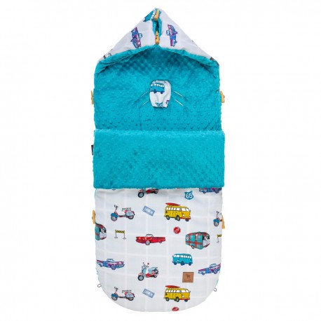 Śpiworek Pacific Blue Newborn to Drive L/XL (1-3 lat)