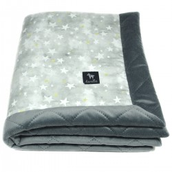 Kocyk Velvet 60x70 Dark Grey Goodnight