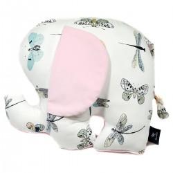 Poduszka - przytulanka Lucky Guy Pink Camilla Gardens