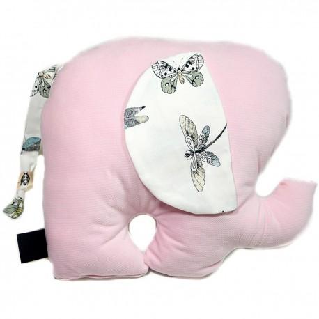 Poduszka - przytulanka Lucky Guy Pink Wings