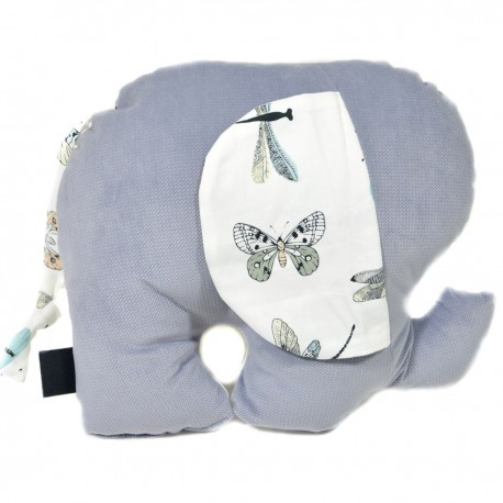 Poduszka - przytulanka Lucky Guy Grey Wings