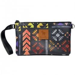 Waterproof Cosmetic Bag Boho
