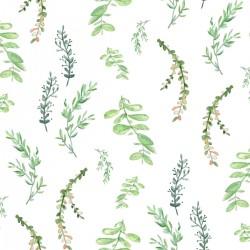 Pościel bawełniana Springflakes 100 x 135cm