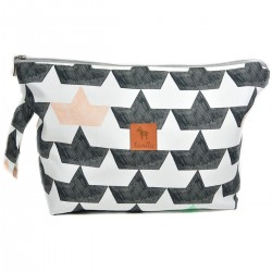 Cosmetic Bag Springflakes L