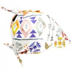 Bawełniana chusta z daszkiem Light Boho