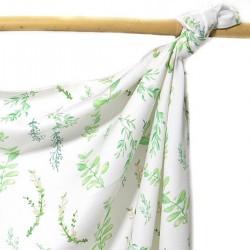 Otulacz Bambusowy 100% Springflakes 75x100cm