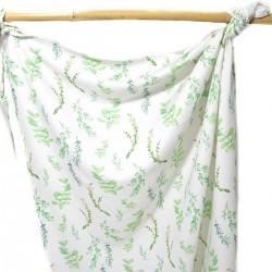 Otulacz Bambusowy 100% Springflakes 100x120cm