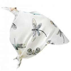 Bambusowa chusta z daszkiem Wings