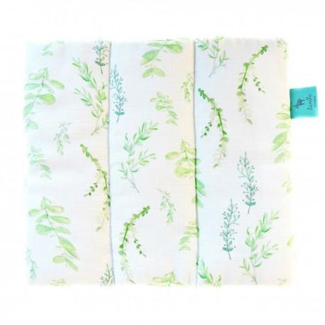 Muślinowa poduszka dla Niemowlaka Springflakes 28 x 24cm