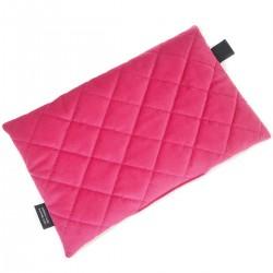 Preschooler Bed Pillow 40x60 Raspberry Cherry Bloom - Velvet