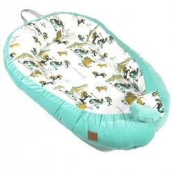 Baby Nest Aqua Funfair - Velvet