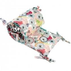 Ochraniacz do łóżeczka 60x120cm - Cherry Bloom