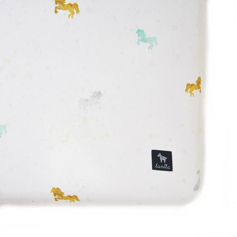 Prześcieradło Pony Dots 70x140cm