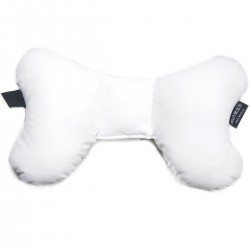 Shock-Absorbent Pillow White Feathers- Velvet