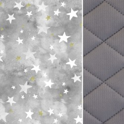Blanket for Adults Dark Grey Goodnight 140x200 - Velvet