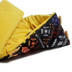 Stroller Bag S/M (0-1 year) Curry Boho Velvet
